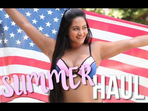 SUMMER HAUL | Victoria Secret Swimwear & F21