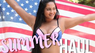 SUMMER HAUL | Victoria Secret Swimwear & F21