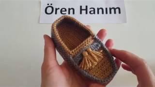 Bebek Ayakkabı Patik Yapımı