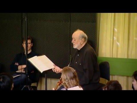 Masur: Mendelssohn No.4 & Musical Analogy