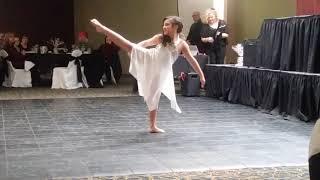 Exhibition Dance #1 Kailana Isaac #tslice🍕