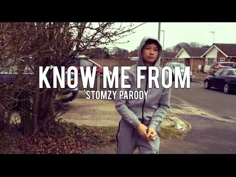 STORMZY - KNOW ME FROM {PARODY}