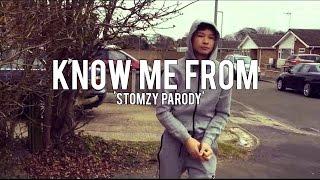 STORMZY - KNOW ME FROM {PARODY}