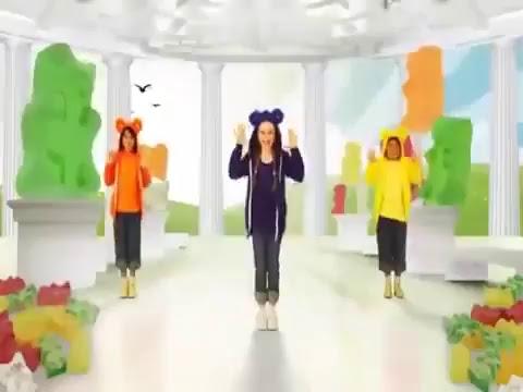 Just Dance Kids Gummy Bear Song