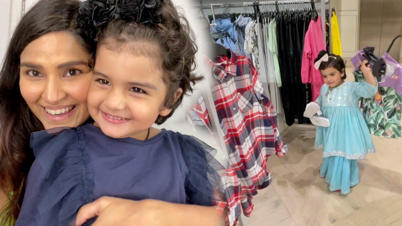 Is Umar mein Itni Shopping !!