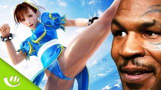 Fab5: Top 5 Fakten zu Street Fighter - Angst vor Mike Tyson-Klage
