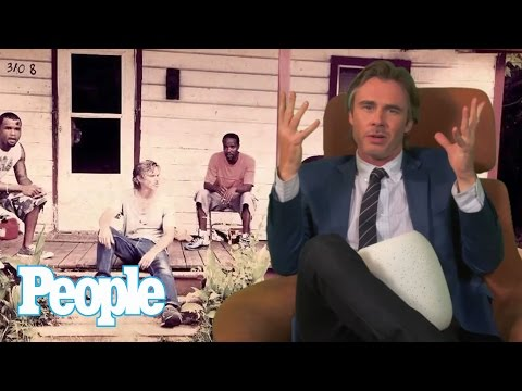 Sam Trammell: I Starve Myself For 'True Blood' Nude s  People