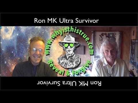 Ron MK Ultra Survivor 29 Sept. 2017
