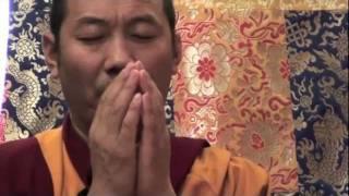 SAKA DAWA BLESSINGS - TIBETAN CHANTING at TSENGDOK MONASTERY