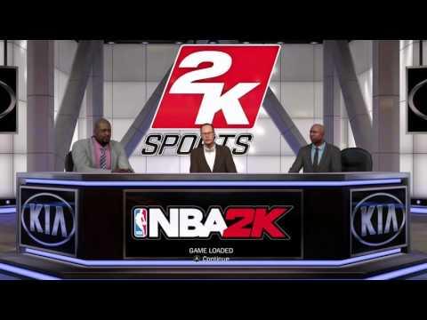 NBA 2K17 My Career Traded To The Toronto Raptors!
