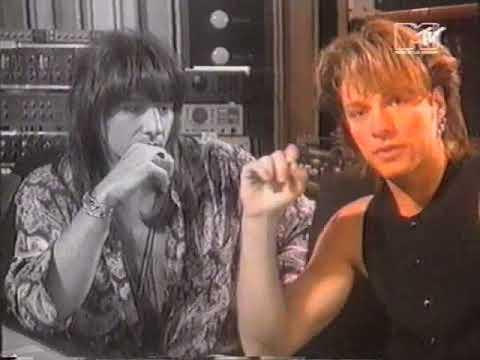 Bon Jovi Keep The Faith First MTV Announcement Mp3