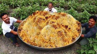 Mughlai Chicken Biryani Recipe | Traditional Chicken Dum Biryani Restaurant Style | Grandpa Kitchen