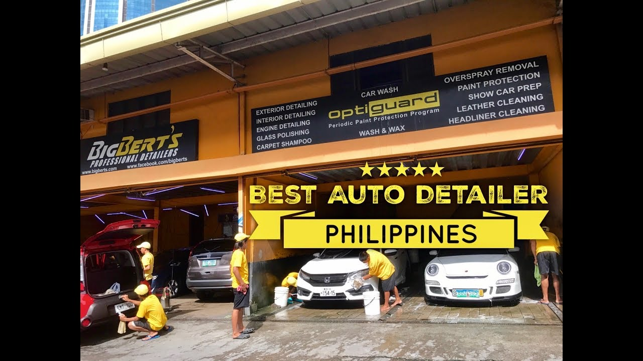 best auto detailer philippines big bert 39 s professional detailers ortigas home depot manila. Black Bedroom Furniture Sets. Home Design Ideas