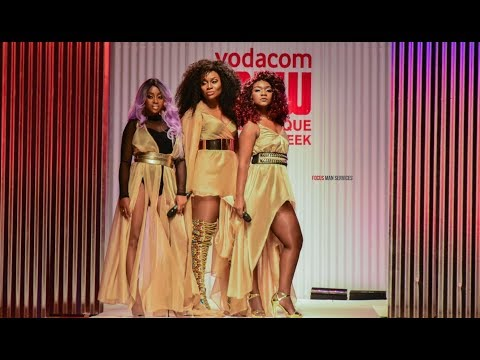 "Divas B4L Girls arrasam no Mozambique Fashion Week com ""SARANGANE"" & ""OH BABY"""