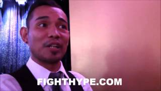 NONITO DONAIRE RIPS PACQUIAO'S POLITICAL CAREER; QUESTIONS HIS WORD AND WOULD NOT VOTE FOR HIM