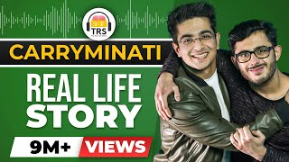 ​@CarryMinati's REAL LIFE Story | The Ranveer Show