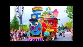 Selamat Ulang Tahun - Lagu Anak - Bersama Badut Disney Mickey Mouse