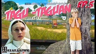 TAGU TAGUAN ( FUNNY MOMENTS) - Rules Of Survival Funny moments Fast Edits EP.5