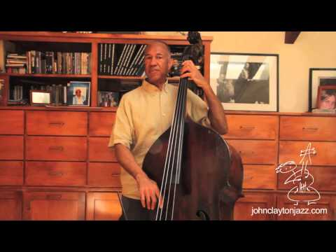"John Clayton's Bass Tips #9: ""The Ray Brown Lesson: Learn All Chords In All Keys"""