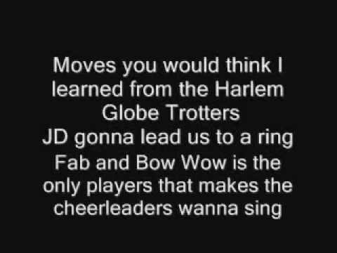 Bow Wow Basketball Lyrics