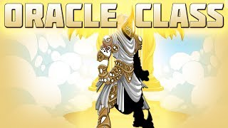 AQWorlds - How to Use Oracle Class-Enchancements-Solo!