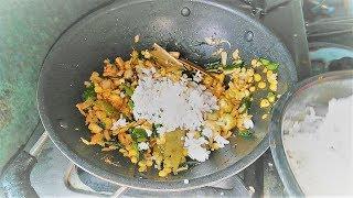 Mashroom Masala Fried Rice | Mushroom Rice
