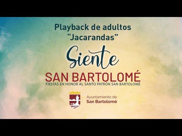 Las Jacarandas - historia de un playback