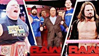 Download Video WWE RAW 10/23/17 ful  Highlights HD - WWE Monday Night RAW 23rd October 2017 Highlights HD MP3 3GP MP4