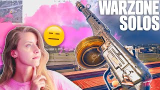 I played Warzone Solos until I didn't care anymore 😑 BUT MY SNIPES THO?! (PPSH / Swiss)