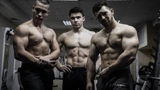 NATURAL AESTHETICS | PERFECT YOUNG BODY WITHOUT STEROIDS | WORKOUT MOTIVATION WITH BIG MUSCLE BOYS