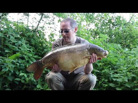 Carp Fishing - The Cambridge Pond with Kev's Catches