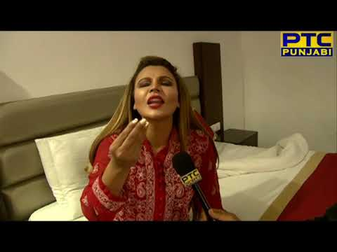 Rakhi Sawant's Miraculous Recovery After Fight WIth Rebel   CWE Big Fight   PTC Punajbi