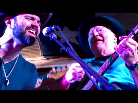 Texas on My Mind--Django and Jerry Jeff Walker