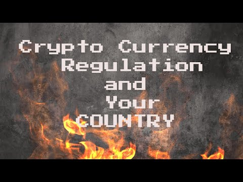 What is Crypto Currency Regulation and status of your Country ??