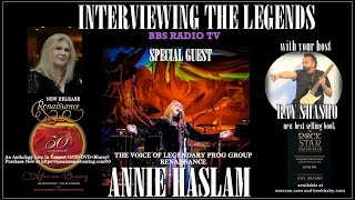 Annie Haslam of Renaissance an extremely fun and entertaining chat