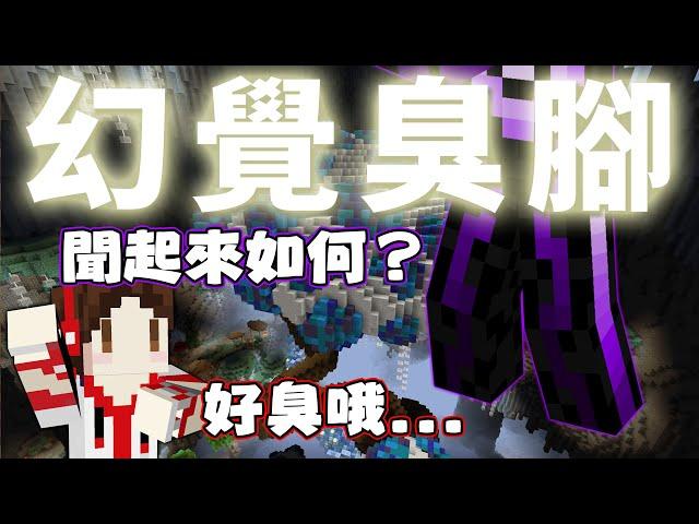 噁~救救秋風的香港腳!希望這都是幻覺QQ | Minecraft CTM 詛咒之冬 Winter of Curse #9