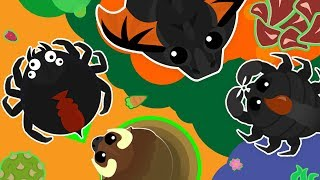 How to get a BLACK DRAGON in MOPE.IO *TWICE*