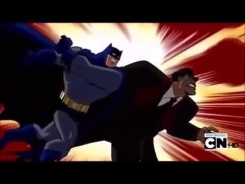 Batman El Valiente Cancion Gris y Azul