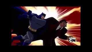 Batman El Valiente Cancion Gris y Azul