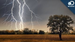 Why Lightning Strikes Are About To Double