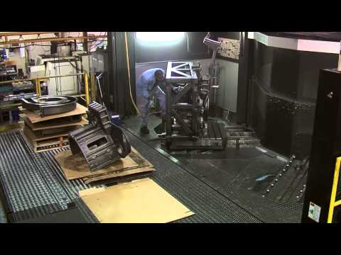 T/CCI CNC Contract Manufacturing