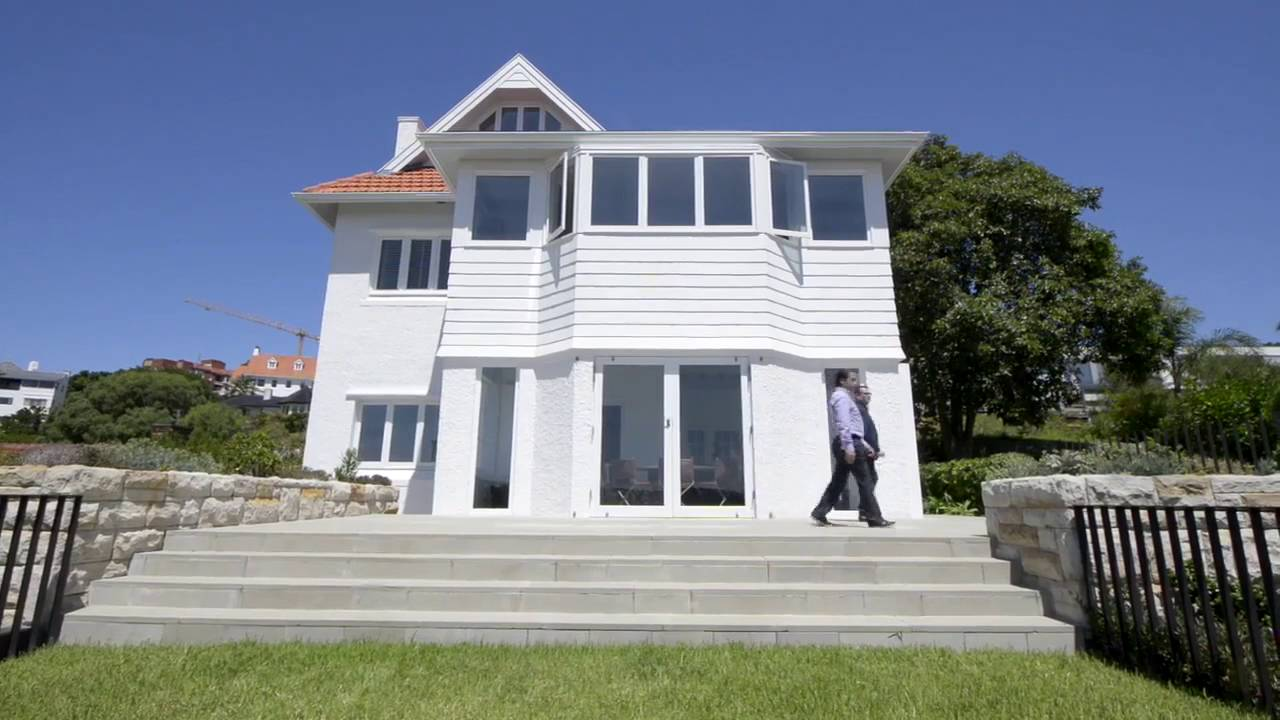 Luxury Home Builder Sydney BELLEVUE HILL HOUSE YouTube - Bellevue hill house