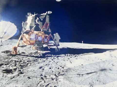 Apollo 14 in 24fps: Landing, EVA & Liftoff
