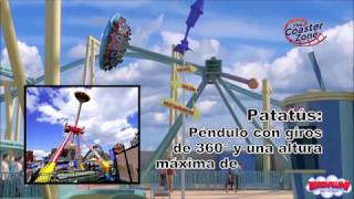 KATAPLUM - Las atracciones del nuevo parque en CDMX