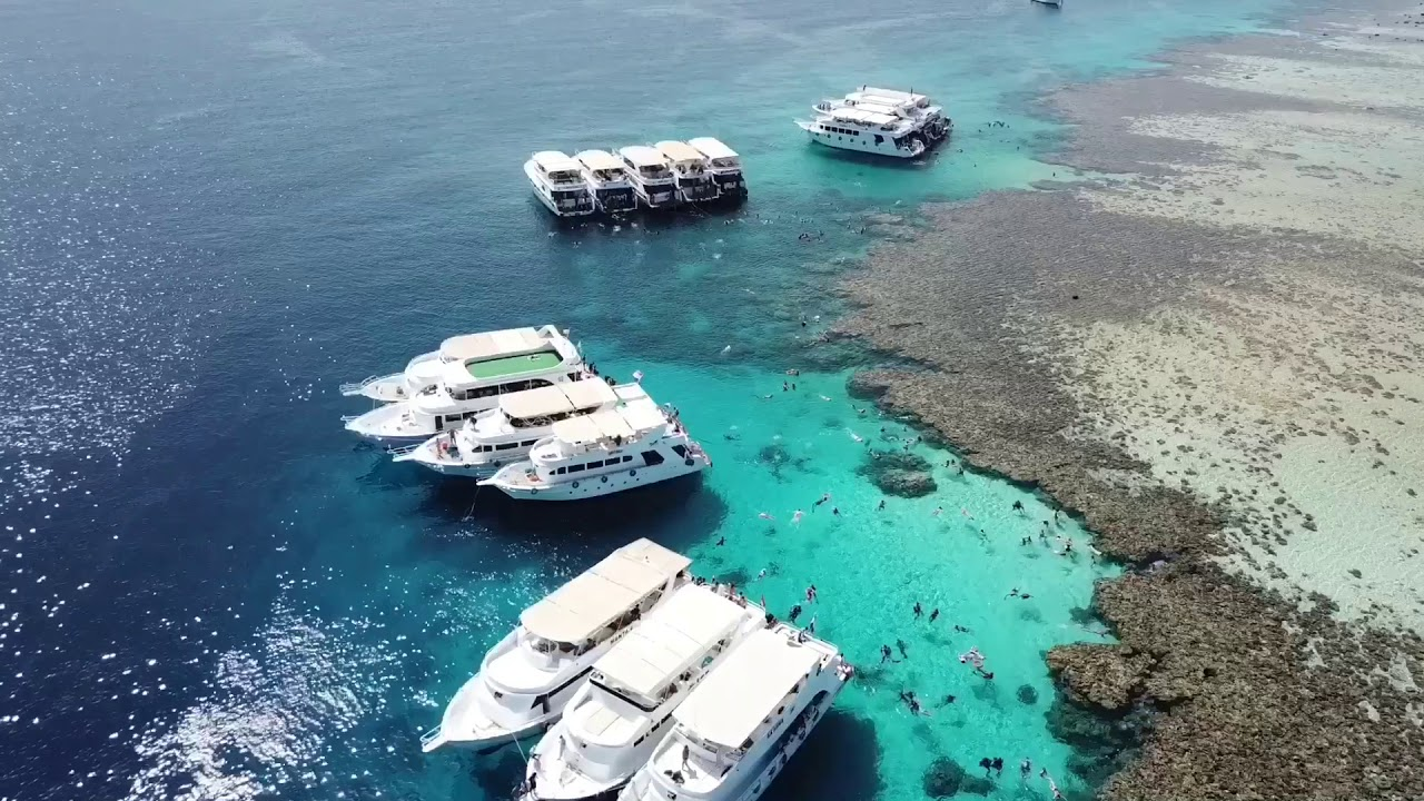 Isola di Tiran, Sharm El Sheikh.