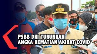 Wagub DKI Jakarta: PSBB Berhasil Menekan Angka Kematian Akibat Covid-19
