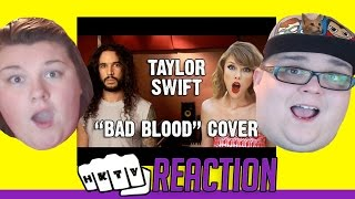 Taylor Swift - Bad Blood ft. Kendrick Lamar | Ten Second Songs 20 Style Cover REACTION!! 🔥
