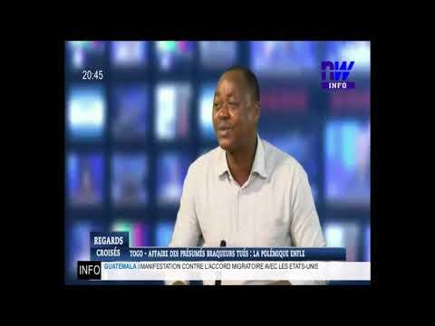 Togo – Affaire des présumés braqueurs tués : la polémique enfle (RC 01 08 2019 P4)