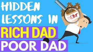 7 Hidden Lessons In Rich Dad Poor Dad