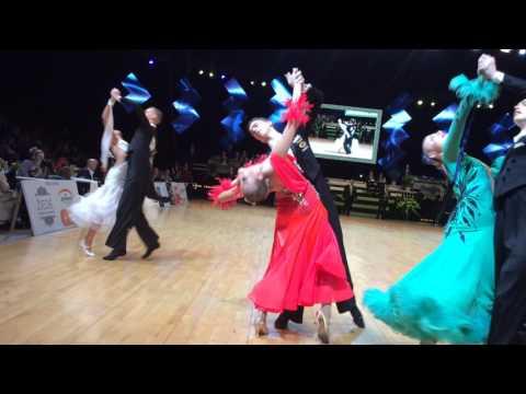 Amber couple 2016 Bodini Charitonovaite Final SW